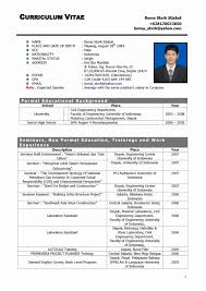 format cv formal indonesia contoh format resume elegant resume format 2017 16 free to word