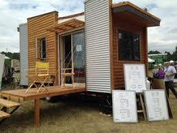 tiny house dwelling living in 165 sq ft