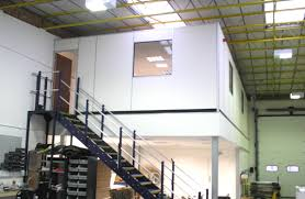 commercial office mezzanine floors turnkey nationwide projects ltd