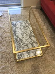 Ikea Nesting Tables by Ikea Coffee Table Diy Blonde Across The Pond