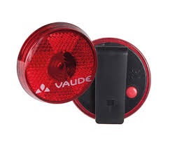 bike jackets online vaude cycling wear vaude blinking light accessories dark red