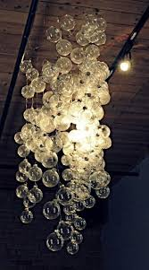 How To Make A Balloon Chandelier Diy Decoration From Bulbs U2013 120 Craft Ideas For Old Light Bulbs