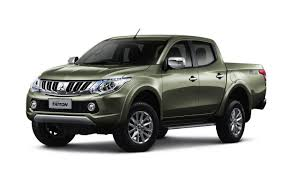 matchbox mitsubishi 2016 mitsubishi triton revealed gets new 2 4td u0026 6spd manual