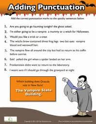 grade 4 halloween worksheet halloween vocabulary finish the