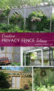 Garden Privacy Ideas 47 Best Garden Privacy Ideas Images On Pinterest Garden