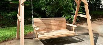 Swing Patio Furniture Porch Swings Patio Swings Swing Beds