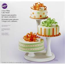 Halloween Cake Plate Stand by Cake Stands Display U0026 Storage Wilton