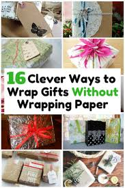 16 ideas for wrapping presents without wrapping paper the budget