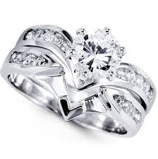 wedding bands women wedding rings white gold diamond wedding rings for women