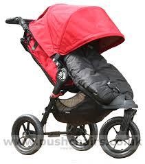 Baby Jogger City Mini Rain Canopy by Baby Jogger City Elite