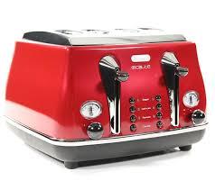 Delonghi Four Slice Toaster Delonghi Icona Black Kettle And Toaster De Longhi With Delonghi