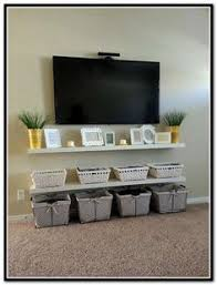 Wall Mounted Tv Unit Designs 18 Chic And Modern Tv Wall Mount Ideas For Living Room Mounted