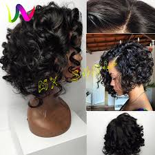 cheap synthetic lace front wigs for black women african american