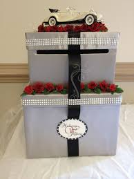 wedding gift card box custom gift card boxes ce la suite events llc