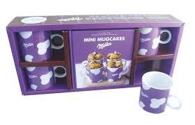coffret livre de cuisine livre coffret mini mugcakes milka orathay guignot
