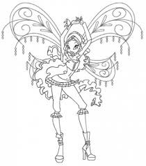 coloring book pages winx club free printable winx club coloring pages for with regard to