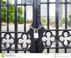 Front Door Security Gate by Front Door Security Chain Stock Photo Image 40611466