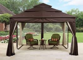 Metal Patio Gazebo by Walmart Patio Gazebo Home Design Ideas And Pictures
