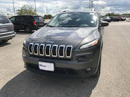 new 2018 jeep cherokee latitude plus sport utility in new carlisle