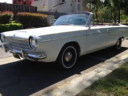 convertible dodge dart 1963 dodge dart 270 convertible aluminum slant 6 for sale photos