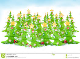christmas tree farm stock photo image 16847540