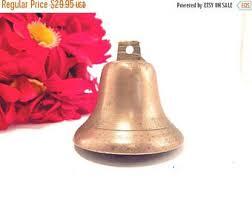 Bell Barn Indian Head Antique Bell Etsy