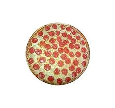 pizza dog bed amazon com round pizza dog bed large pet beds pet supplies
