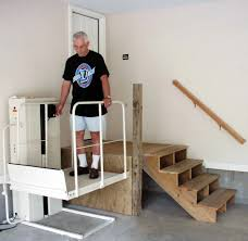 Temporary Chair Lift For Stairs Portable Wheelchair Lift