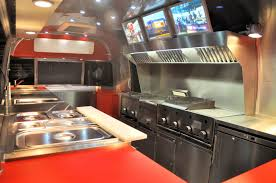 Fast Food Kitchen Design Airstream Diner One Your Mobile Kitchen For Street Food And Events