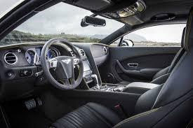 bentley sedan interior bentley continental gt v8 s 2nd generation facelift