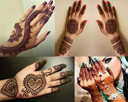 2017 top 50 simple mehndi designs for in different styles