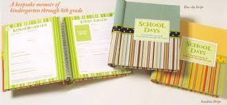 school days keepsake album school days by molly west handbound books school days album