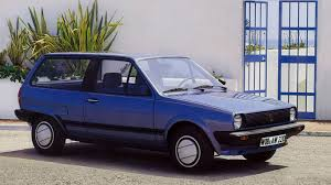 volkswagen polo mk1 breadvan classic cars pinterest