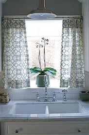 kitchen curtain ideas photos arched window curtains scalisi architects