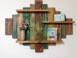 wood ideas vibrant pallet wood shelves manificent decoration best 20 ideas on