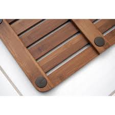 Chef Mat Wood Bath Mat Bamboo Bath Mat Pictures All Pictures Are Property