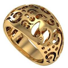 Monogram Gold Ring Louis Vuitton Monogram Gold Ring Diamonts Are Forever Two