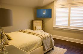 Awkward Bedroom Layout When And How To Place Your Tv In The Corner Of A Room