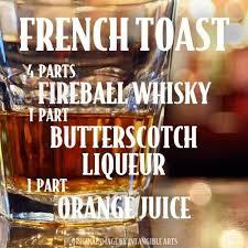 toast drink recipe fireballwhisky fireball recipes www
