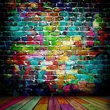 photography background 10x10ft colored brick wall vinyl photography background studio
