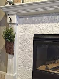 Paint Tile Fireplace by Best 20 Fireplace Update Ideas On Pinterest Brick Fireplace