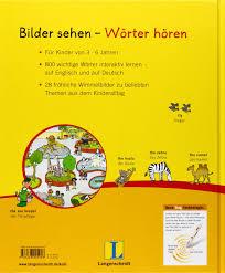 Badezimmer Auf Englisch Langenscheidt Bildwörterbuch Englisch Buch Ting Edition Amazon