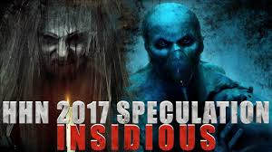 halloween horror nights giveaway hhn 2017 insidious exclusive to hollywood youtube