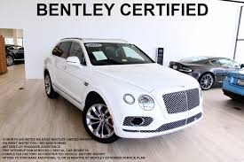 2017 bentley bentayga interior 2017 bentley bentayga stock 6nc052262c for sale near vienna va