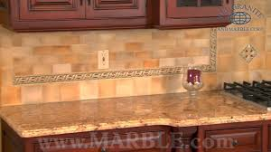 Kitchen Countertops And Backsplash Pictures Solarius Granite Kitchen Countertops By Marble Com Youtube