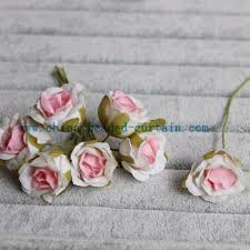 bulk artificial flowers making for home decoration wedding flower