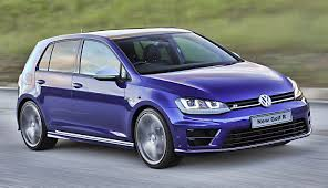 volkswagen golf gti 2014 vw golf r blue blooded rod daily maverick