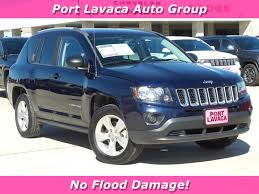 jeep crossover 2015 pre owned 2015 jeep compass sport sport utility in port lavaca
