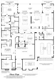 All In The Family House Floor Plan Marana Az New Homes For Sale Toll Brothers At Los Saguaros