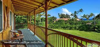 Kauai Cottages On The Beach by North Shore Kauai Cottages The Parrish Collection Kauai